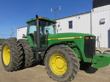 Used 1995 JD 8300 in