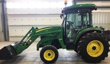 Used 2013 JD 4720/LD