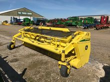 Used 2009 JD 640B in
