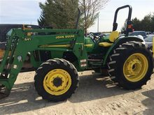 Used 2002 JD 5420 in
