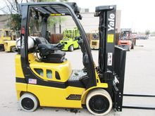 Yale 5k Cushion Tire Forklift