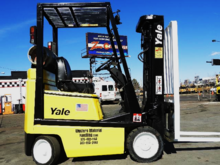 Yale 3.5K Cushion Tire Forklift