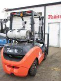 Tailift Z-Series 5k Pneumatic