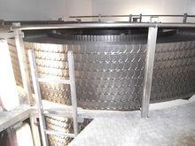 2004 Spiral freezer Frigoscandi