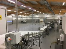 2010 Marel Trimming Line for 12