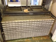 2006 Horizontal plate freezers