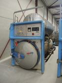 1999 Lubeca LW 2020 Autoclave (