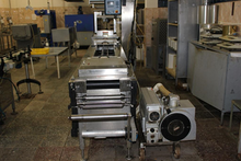 Thermoformer Multivac R140