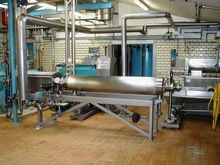 Fish oil processing plant