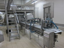 2007 Cup filling line Cabinplan