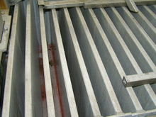 Gram - vertcial plate freezer