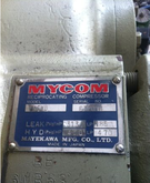 2000 Mycom piston compressor