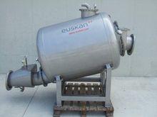 Vacuum system Euskan VS 1000