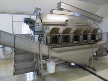1997 Limas potato cleaning line