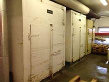 Horizontal plate freezers Kvaer