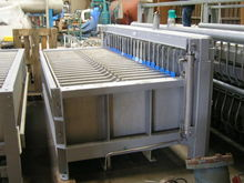 APV - vertical plate freezer