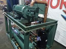 2008 Bitzer Compressor unit bas