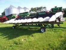 Harvestec 4312C Headers