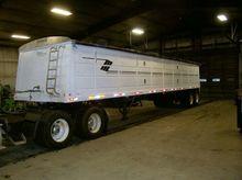 2005 Grain Trailer Truck Traile