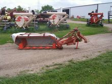 Kuhn GMD 600 Mower Implements