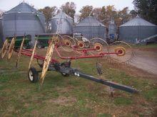 Ogden 10 wheel rake Rakes