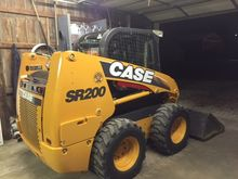 2011 Case SR200, Diesel
