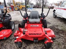 Used 2013 Gravely PT