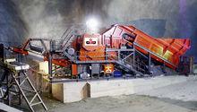 Neat construction site Ceneri