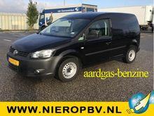 2011 Volkswagen Caddy Aardgas -