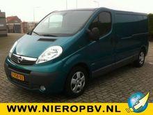 2010 Opel Vivaro 2.5cdti 107KW