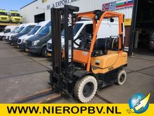 2011 Yale veracitor 25vx 2500kg