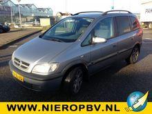 2004 Opel Zafira 2.2 DTi Comfor