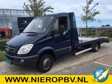 2012 Mercedes Benz Sprinter 519