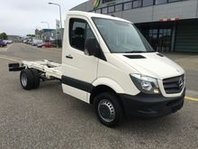 2017 Mercedes Benz Sprinter 513
