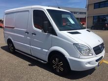 2009 Mercedes Benz Sprinter air