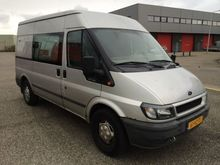 2001 Ford Transit 125pk L2.H2