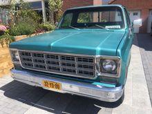 1976 Chevrolet Scottsdale Super