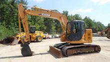 Used 2010 CASE CX135