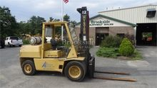 Used 1995 HYSTER H10