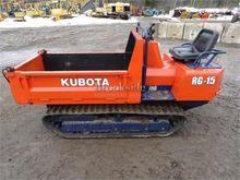 Used 1991 KUBOTA RG1