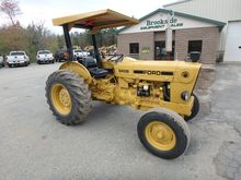 Used 1987 FORD 540B