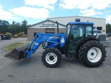 2006 NEW HOLLAND TN60DA