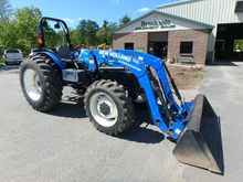 2010 NEW HOLLAND TT75A
