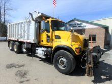 Used Mack Plow Spreader Trucks For Sale Mack Equipment