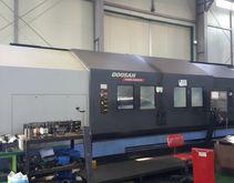 2013 Doosan Puma-600XLM CNC Tur