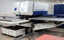 2001 Trumpf Trumatic TC600L