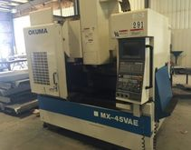 Used 1998 Okuma MX-4