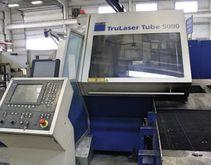 2009 Trumpf TruLaser Tube 5000