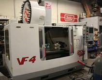 Used 2009 Haas VF4B