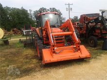 Used KUBOTA M6040 in
